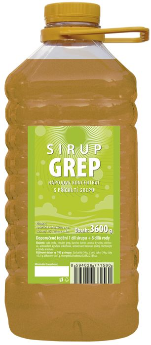 Sirup grep