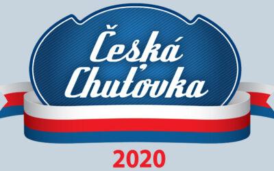 Česká chuťovka 2020 pro jablečný mošt se zázvorem acider sbezovým květem