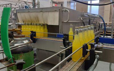 Máme novou pasterační výrobní linku