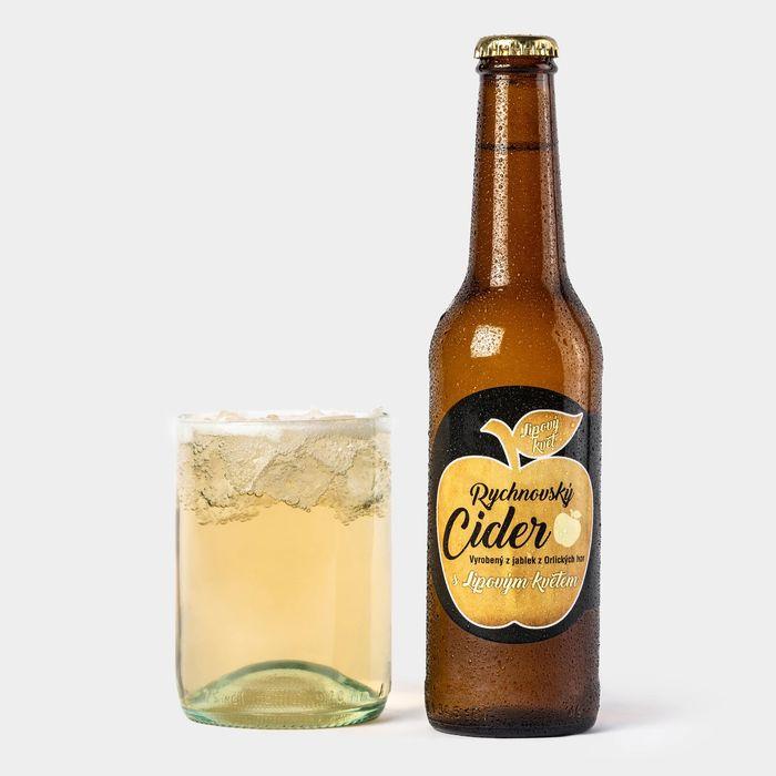 Cider lipový květ